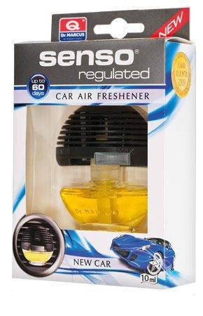 Dr.Markus Senso zapach samochodowy New Car - zestaw