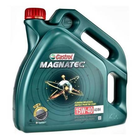 Olej Castrol Magnatec 15W/40 4L