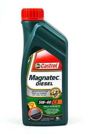 Olej Castrol Magnatec Diesel 5W/40 1L