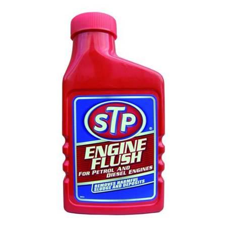 STP Engine Flush płukanka - płukacz do silnika 450ml