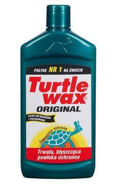 Turtle Wax Original Car Wax wosk uniwersalny 500ml