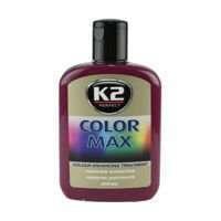 K2 Color Max wosk koloryzujący Bordowy 200ml