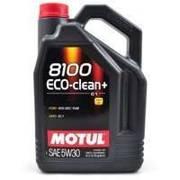 Motul 8100 Eco-clean+ 5W/30 C1  - 5L