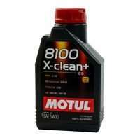 Olej Motul 8100 X-clean+ C3 5W/30 504.00 - 507.00 1l