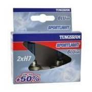 Tungsram H7 SportLight Bluish +50% - 2szt