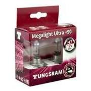 Żarówka samochodowa H7 Tungsram MegaLight Ultra Plus 90% - 2szt