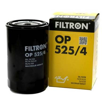FILTRON filtr oleju OP525/4 - Volkswagen Polo Classic 1.9TD