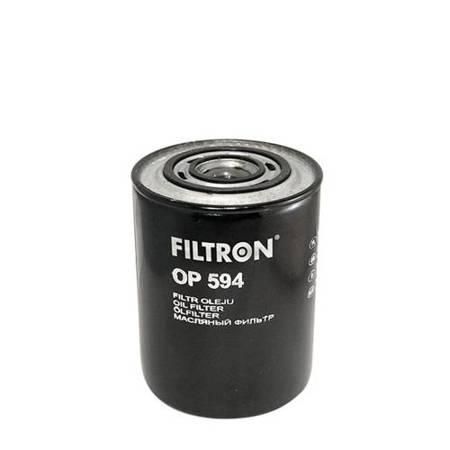 FILTRON filtr oleju OP594 - Renault, Fiat, Iveco, Lancia Thema 2.5TD, 2,8TD, Tarpan