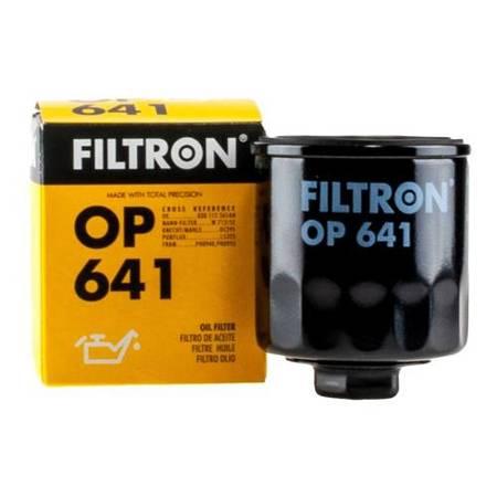 Filtr oleju OP641 -   VW/SEAT Golf IV 1.4i, Skoda fabia 1,4