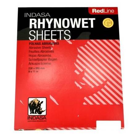 Indasa Red Line - papier wodny P1200
