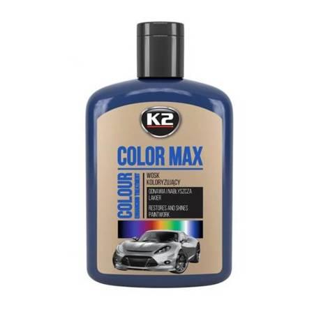 K2 Color Max wosk koloryzujący Granatowy 200ml