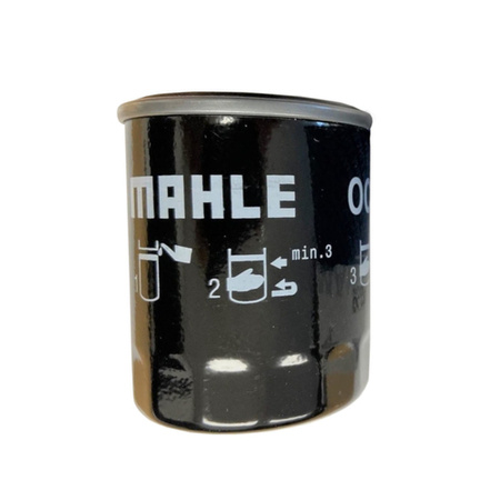 Knecht filtr oleju OC218 - Nissan Micra 1,0 93->, Primera 2,0i 16V 90->
