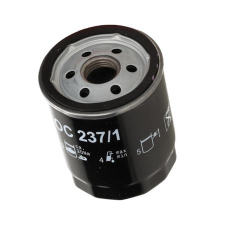 Knecht filtr oleju OC237/1 - Rover 200, 400, Montego, Polonez 1.4, Landrover 84-