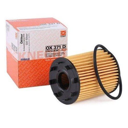 Knecht filtr oleju OX371D -   Fiat/Opel 1.3 CDTi 05-