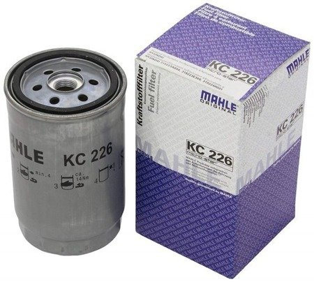 Knecht filtr paliwa KC226 - Kia Cerato/Tucson/Sportage 1.1/1.4/1.6/2.0 CRDI 04-