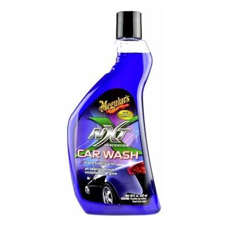 Meguiars NXT Generation Car Wash syntetyczny szampon z polimerami 532ml