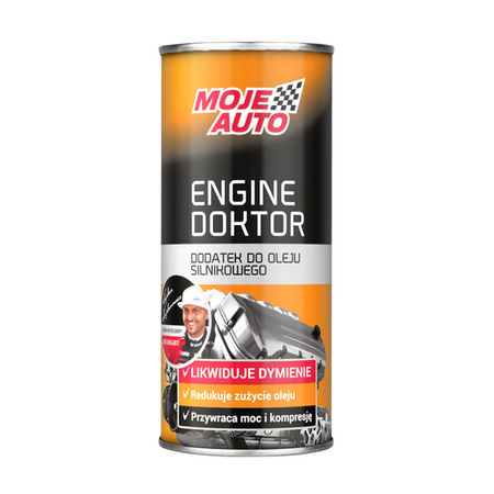 Moje Auto Engine Doktor regenerator silnika 444ml