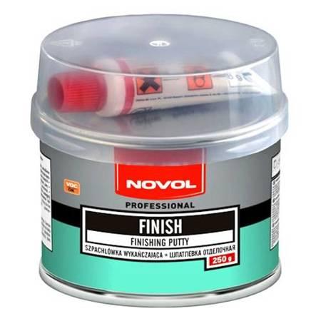 Novol Fiber Finish szpachlówka wykańczająca 250g