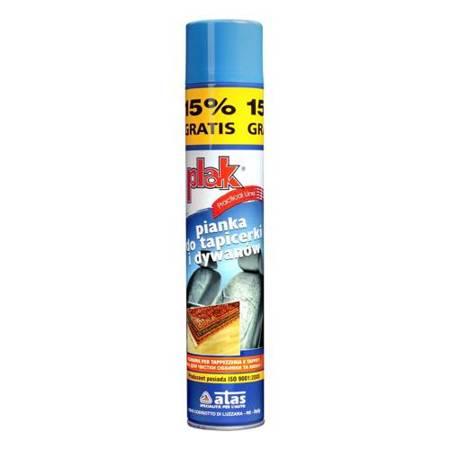 Plak Practical Line - pianka do czyszczenia tapicerki i dywanów 500ml